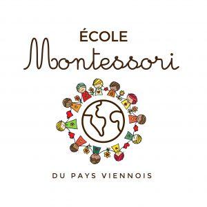 Logo Ecole Montessori du Pays Viennois