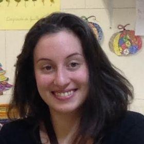 Laure SIGU éducatrice 6/12 ans de l'école Montessori du Pays Viennois
